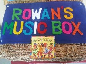 Rowan's music box