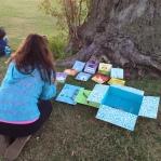 Sharing Rowan's love of music with children in need